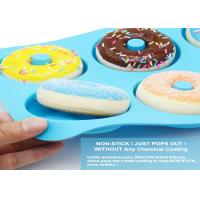 Buy cheap Silicone Donut Baking Pan of 100% Nonstick Silicone. BPA Free Mold Sheet Tray. from Wholesalers