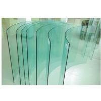 China OEM Curved Automobile Pilkington LOGO, Saint Gobain, Bus Windshields Glass Replacement factory