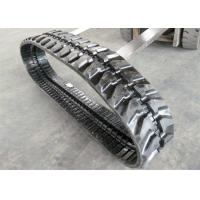 China 300×52.5K×76 Rubber Track Undercarriage / Lightweight Rubber Tracks For Construction Equipment factory