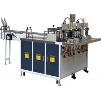 Buy cheap Facial Tissue Paper Packing Machine Multiple Units PLC Control Touch Screen from Wholesalers