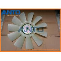 Buy cheap Engine Cooling Fan Blade 11NA-00110 For Hyundai R320LC-7 Excavator With 11EA Blade from Wholesalers