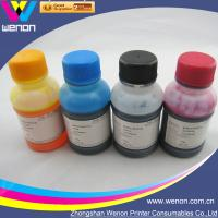 China 4 color edible ink for HP printer ink factory