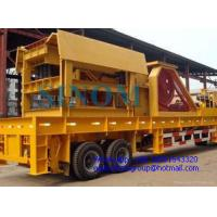 China Portable Crushing Plant factory
