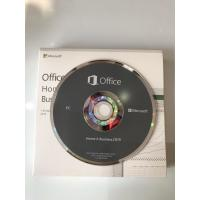 Buy cheap 32/64 Bit Windows Product Key Microsoft Office 2019HB DVD Package Key Code from Wholesalers