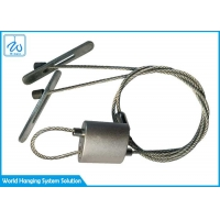 China Looping Cable Gripper Through 18 1/16-60″ With A 12″ Y Toggle Over All 72″ factory