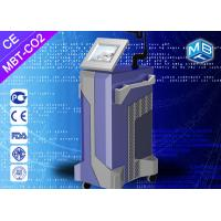 China Fractional co2 laser treatment for stretch marks , radio frequency equipment on sale