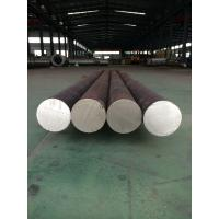 Buy cheap Grade 304 321 316L 329 904L 316Ti Steel Round Bar / Rod , Bright or Black Surface from Wholesalers