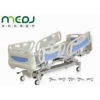Buy cheap Hospital Intensive Care Bed Electric Multifunction MJSD04-06 440-760mm Height from Wholesalers