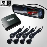 "Buy cheap 4.3"" TFT-LCD reverse dispaly car parking sensor from Wholesalers"