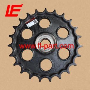 China KH101 Mini excavator parts chain sprocket sprocket wheel for Kubota Undercarriage on sale