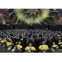 China 30m Immersive Projection Dome Theater Big Capacity 650 - 1200 People factory