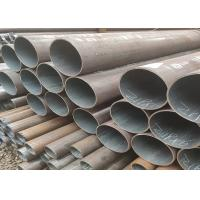China Q235 Cs Carbon Steel Welded Tube Gb T8162 Thick Wall For Mechanical Structure factory