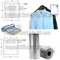 China Poly Cover, Garment covers, laundry bag, garment cover film, films on roll, laundry sacks factory