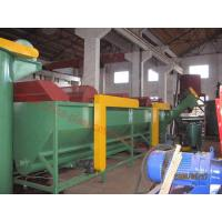 China PP film recycling and  washing machine line factory