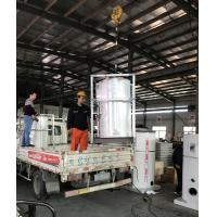 Buy cheap Vertical Waste Oil Burner Fired Hot Water Boiler High Performance Easy Installation from Wholesalers