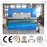 China E21 NC 2500mm Sheet Metal Hydraulic Press Brake For WC67Y 160T Steel Plate factory
