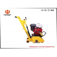 Buy cheap Petrol Engine Concrete Scarifier Machine Milling Machine For Road Construction from Wholesalers