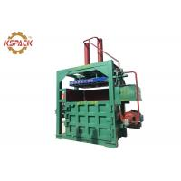 China Paper Vertical Strapping Box Binding Machine 7.5KW Power Manual 25 Tons factory