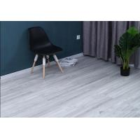 Buy cheap Grey Wood LVT Plank Flooring Thickness 5.0mm Waterproof Easy Installation from Wholesalers