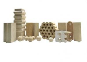 Buy cheap High Temperature Fire Resistant Alumina Hollow Refractory Brick of RS Group from wholesalers