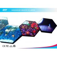 Buy cheap Front Servicing Flexible LED Panel Video Screen , RGB Foldable LED Screen from wholesalers