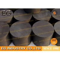 Quality Pressing Graphite Carbon Block Small Diameter Electrode Rods Casting Industry for sale
