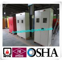 China Cylinder Fireproof Industrial Safety Cabinet , Ventilated Cylinder Storage Safety Cabinet factory