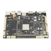 Buy cheap Android RK3399 Board 4GB RAM Industrial LVDS Diaplay Interface Automatic Rotation from Wholesalers