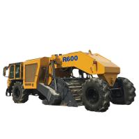 China 2100r/Min Rated Speed Earthmoving Machinery Road Cold Recycler R600 2100mm Mixing Width factory