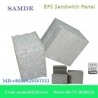 China Eps and sandwich composite wall insulated panels price construction material supplier on sale