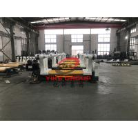 Buy cheap 3 Ply Corrugated Cardboard Production Line 1800mm Hydraulic Mill Roll Stand from Wholesalers