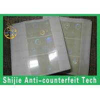 the fastest shipping best quality FL hologram overlay square corner  no bubbles