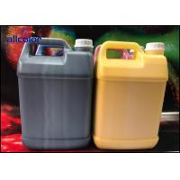 China CMYK Konica Printer KM512 42PL Solvent Based Printing Inks OEM Accepted factory