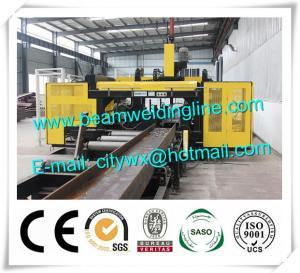 China H Beam 3D CNC Drilling Machine , Sunrise CNC Drilling Machine For Beams factory