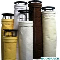 Buy cheap Air Filtration Baghouse P84 Filter Bags , Pulse Jet Bag Filter Dust Collector from Wholesalers
