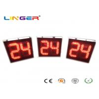 China Electronic Led Shot Clock for Basketball Scoreboard with Remote Controller factory
