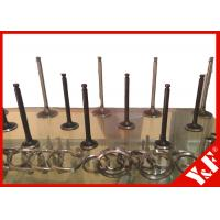 Quality Engine Valves For Engine Inlet Valve And Outlet Valve Of Excavator Engine Parts for sale