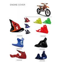 Buy cheap Friction Resistant Motorcycle Engine Cover Modification Various Colors Long from wholesalers