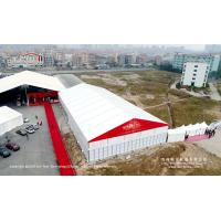 Buy cheap 25x50m Aluminum Wedding Party Tent With ABS Hard Walls For 500 Guests from Wholesalers
