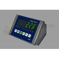 Buy cheap Stainless Steel Housing Platform Scale Indicator for Industrial Weighing Systems from Wholesalers