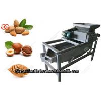 Buy cheap Hazelnut|Peanut|Peach Seed|Pistachio|Nut Cracking Shelling Machine Equipment With Factory Price from Wholesalers