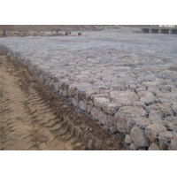 China Gabion Basket With 60x80MM Hexagonal Mesh Double Twisted Woven Gabion Box on sale