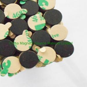 China Adhesive permanent magnet factory