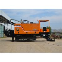 DL330 30T  Horizontal Trenchless Drilling Machine Directional Drilling Rig