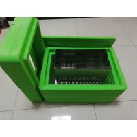 China Ultra Low Temperature Dry Ice Transport Container , Dry Ice Storage Box factory