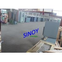 China Furniture Clear Decorative Glass Mirrors 2mm , Square Custom Made Mirrors factory