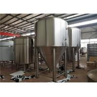 China 20HL Conical Fermentation Tank factory