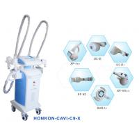 Buy cheap Light weight Four Handpieces Body Slimming Beauty Machine With Dual Mono Polar RF from Wholesalers