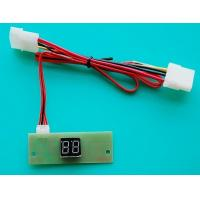 China Temperature detect and display with LED factory
