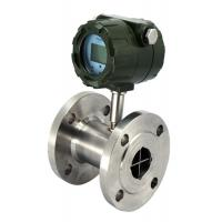 Buy cheap Turbine Flow Meter With Stainless Steel Body Environmental protection performance from Wholesalers